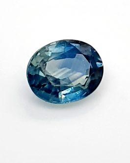Saphir bleu