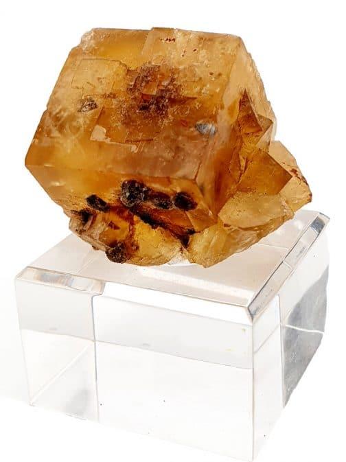 Fluorite du Maroc