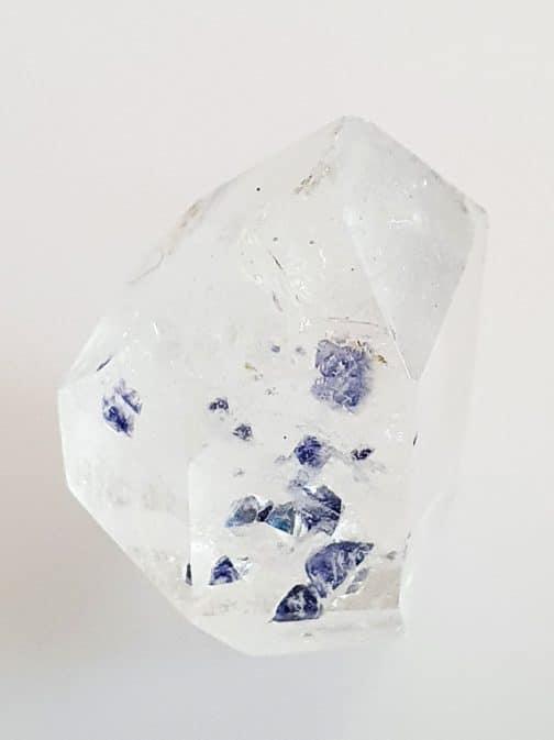 Quartz à Fluorite
