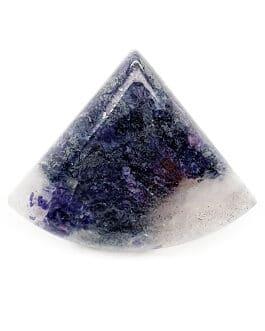 Violane dans quartz